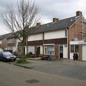 Gevelrenovatie Lieshout
