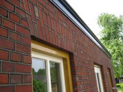 Garage met knipvoeg in Nuenen