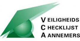 VCA Veiligheids Checklist Aannemers Logo